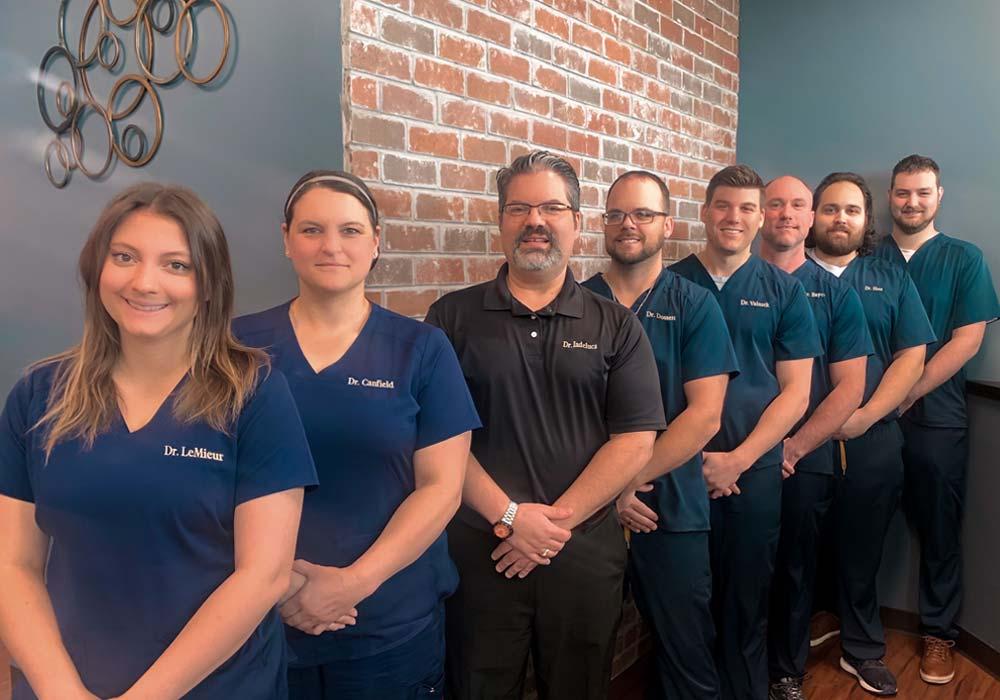 Chiropractic Erie PA Iadeluca Chiropractic Team
